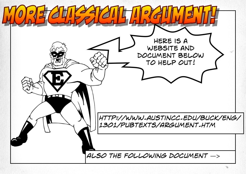 classical argument essays